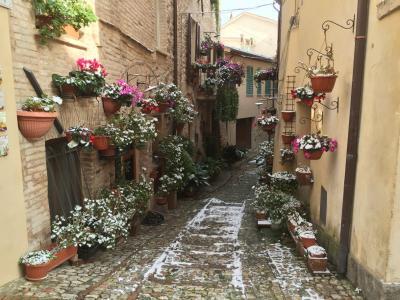 Affittacamere in centro storico a Spello