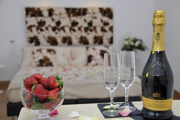 Soggiorni romantici a Fondi vicino Latina