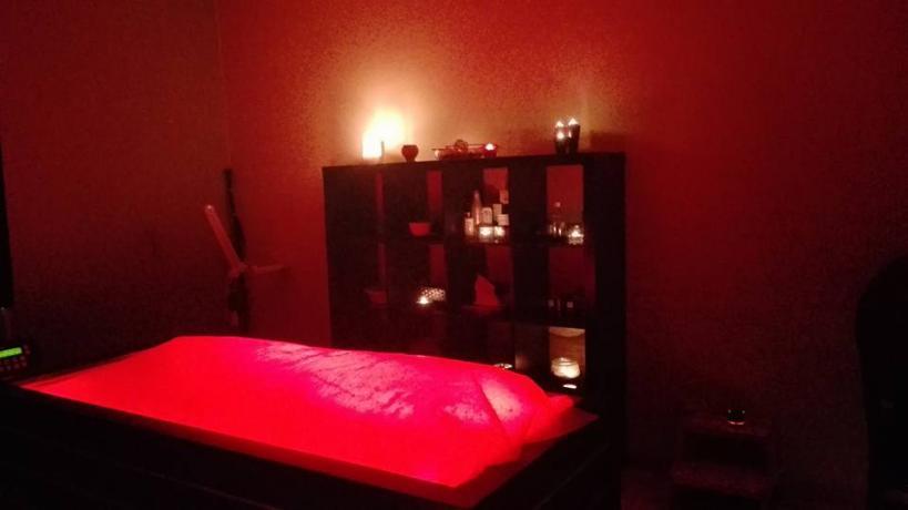Hotel a Fiuggi con SPA e sala massaggi