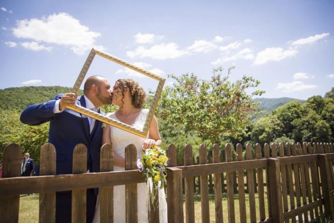 Agriturismo vicino Roma- matrimonio da favola