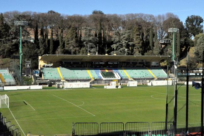 Campo da Calcio ritiri sportivi a Chianciano