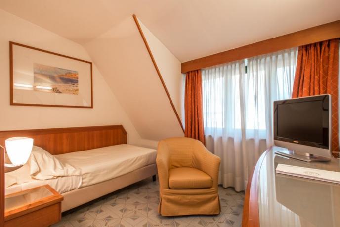 Hotel pochi metri centro Rende, Singola 'Business'