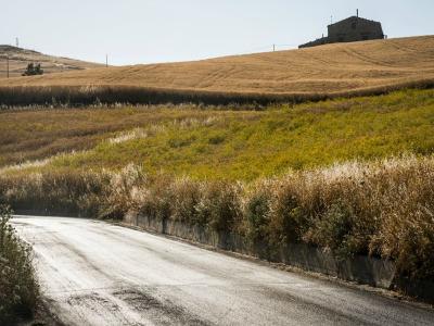 Natura incontaminata intorno Masseria4Stelle Valledolmo