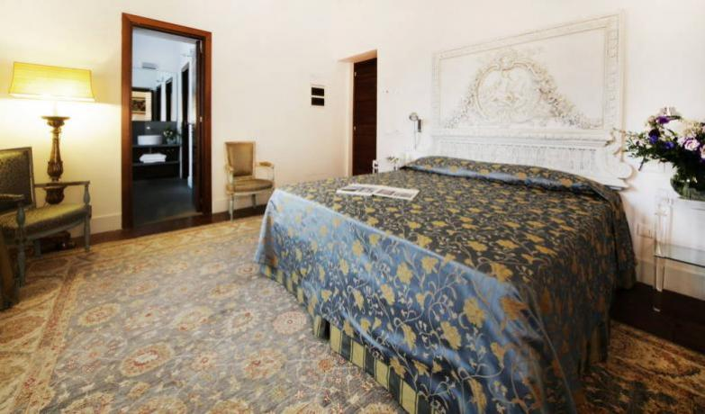 Camera Matrimoniale Deluxe Umbria Resort Orvieto