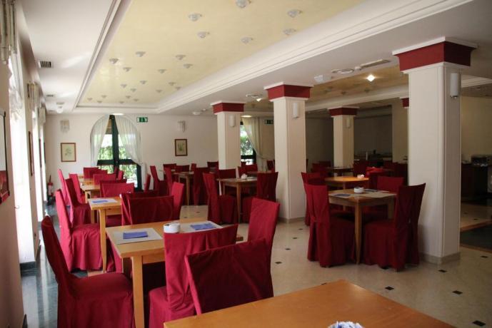 Hotel con Ristorante 100 posti per gruppi