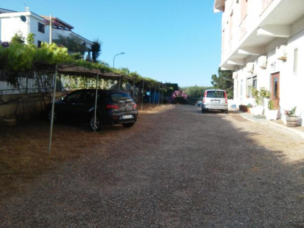 Hotel con parcheggio per clienti, Santa Maria Navarrese