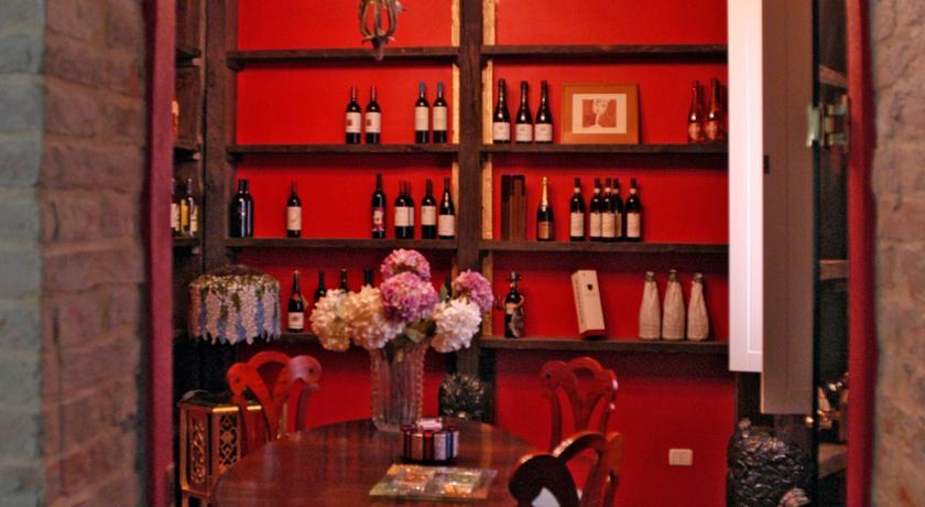 Angolo con vini selezionati