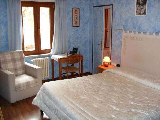 Camere Hotel Abetone con wifi gratis