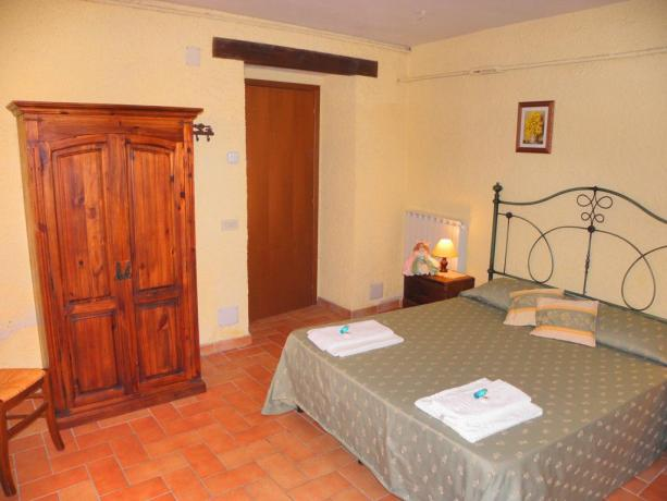 Appartamenti vacanza a Gubbio con piscina