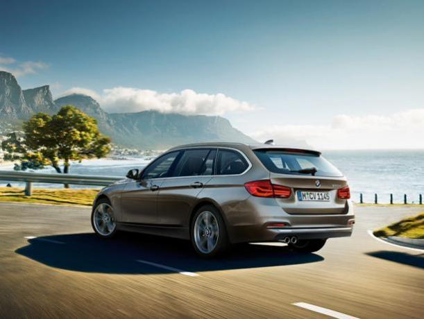 Offerta Noleggio Lungo Termine BMW SERIES 3