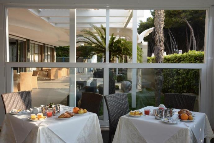 Abbondante Prima Colazione - hotel Alba adriatica