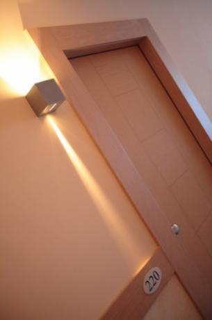 Camere su 2 piani con servizio ascensore