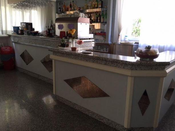 Hotel in Emilia con Bar privato per ospiti