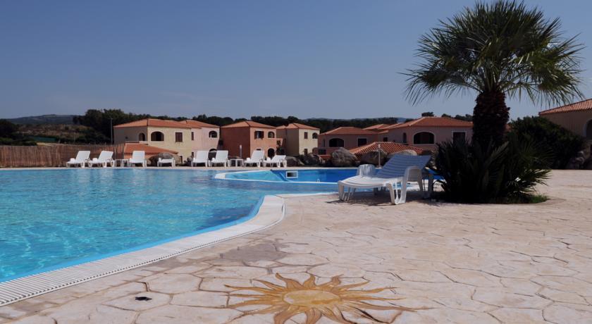 Residence con appartamenti vista panoramica mare Sardegna