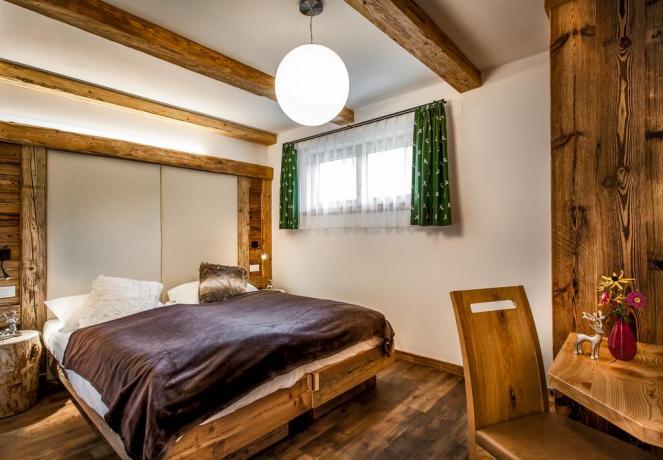 Appartamenti con pavimenti in legno a S.Vigilio
