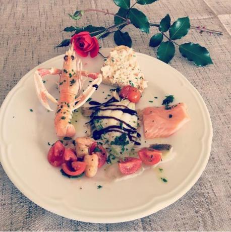 Hotel con ristorante con cucina tipica marchigiana