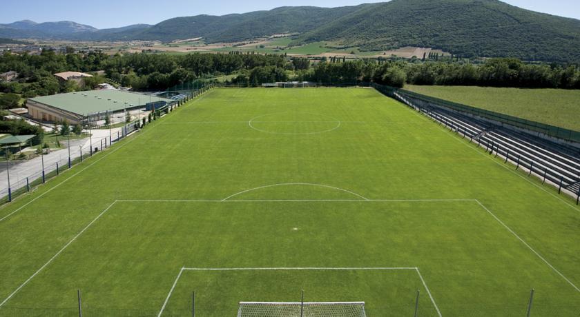 Campo da Calcio in Erba Hotel a Norcia