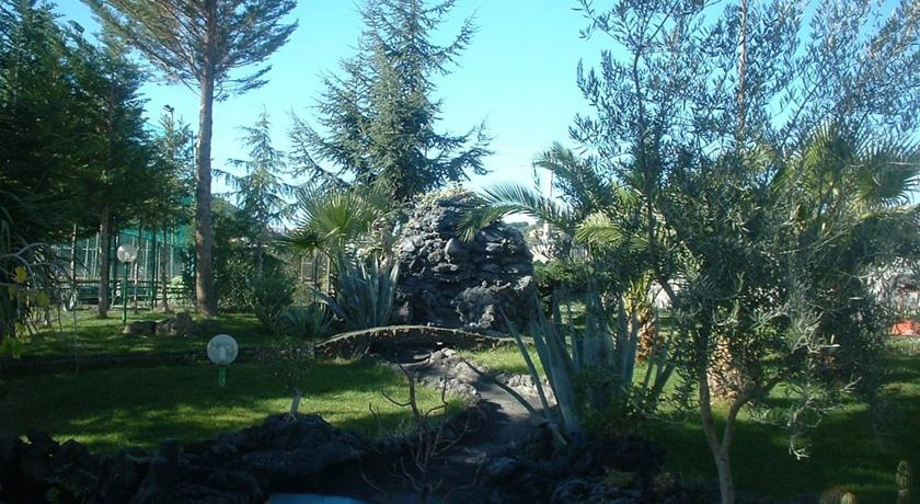 Camere in Campagna a Nicolosi ai piedi dell'Etna
