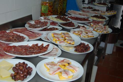 Menu Celiaci-Vegetariani-Vegani a Palinuro