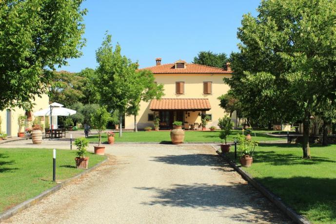 La Valeria B&B vicino ad Arezzo