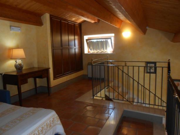 Appartamento con soppalco, ideale per famiglie, Assisi