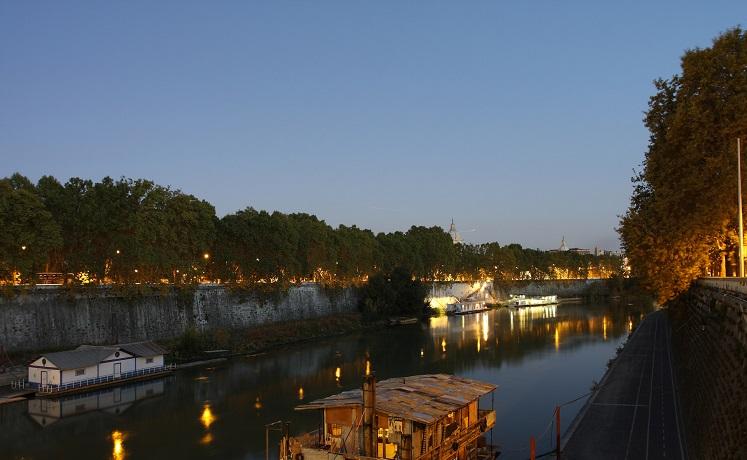 Appartamento sul lungotevere Roma