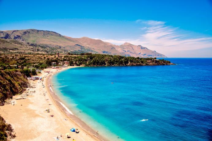 Castellammare del Golfo: Spiaggia BAIA-DI-GUIDALOCA