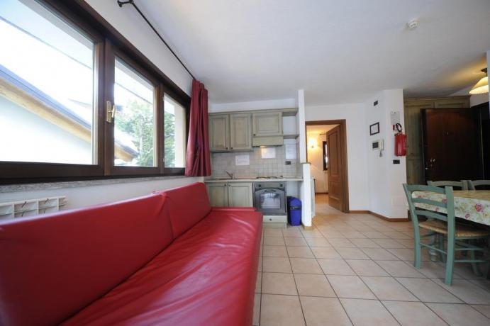 Casa vacanze Bardonecchia con appartamenti e cucina abitabile