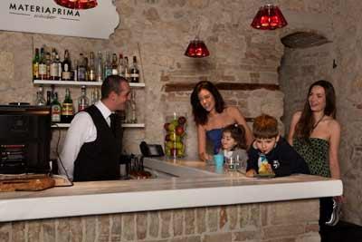 Winebar Castello a Todi 5 stelle