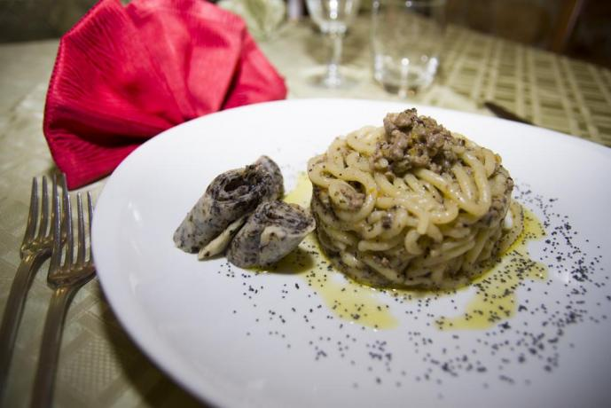 Azienda Agrituristica nel Lazio-primi piatti