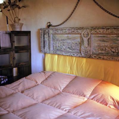 Romantici dettagli Appartamento Granaio
