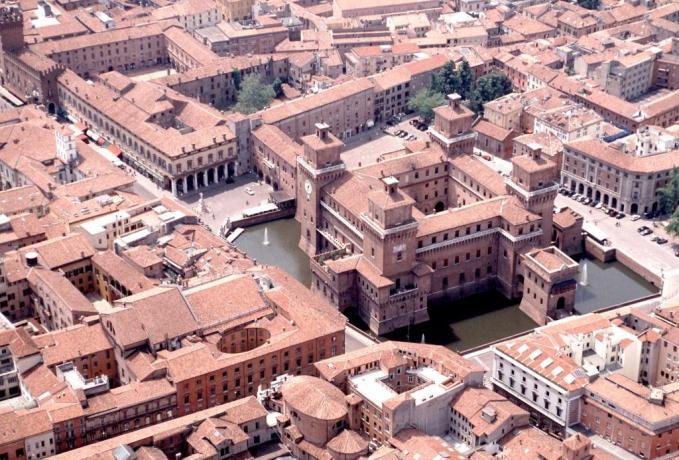 Offerta Last-minute Tour e visita-guidata di Ferrara