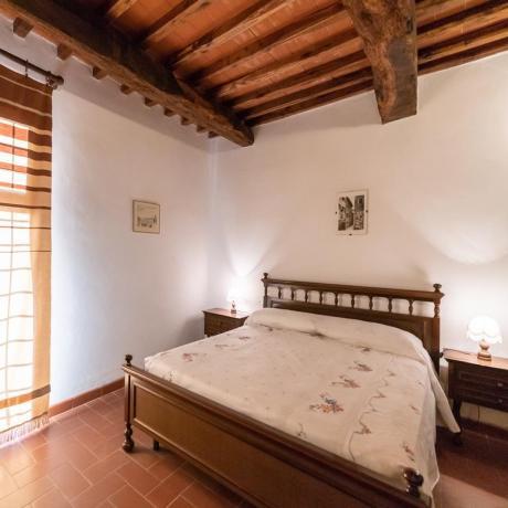 Camera Matrimoniale vicino Firenze con Frigorifero e zona-Barbecue