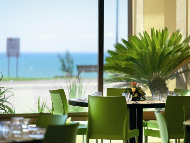 Villaggio 4stelle con 2 ristoranti  SERENUSA VILLAGE