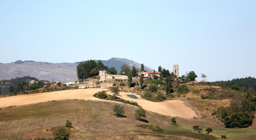 Agriturismo vista Appennino Umbro-Marchigiano-Toscano