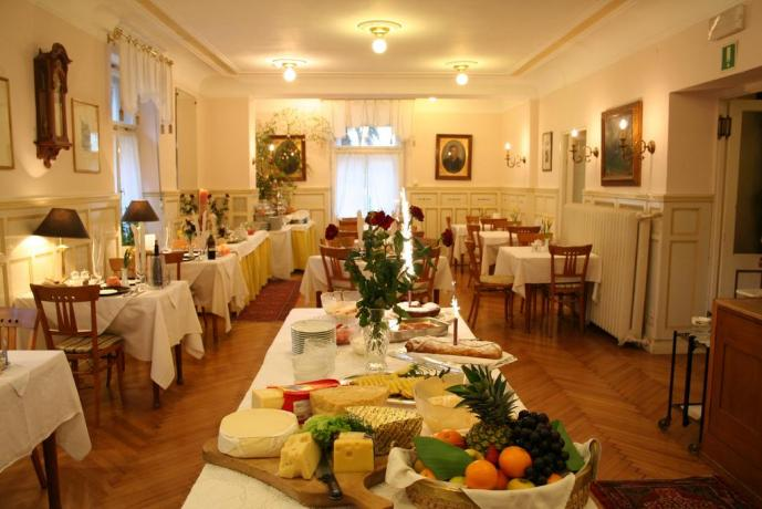 Colazione a Buffet Hotel Trentino