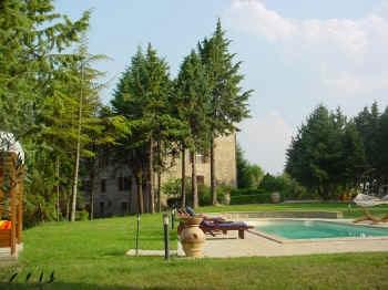 Residence Casale Il Podere Perugia Gubbio