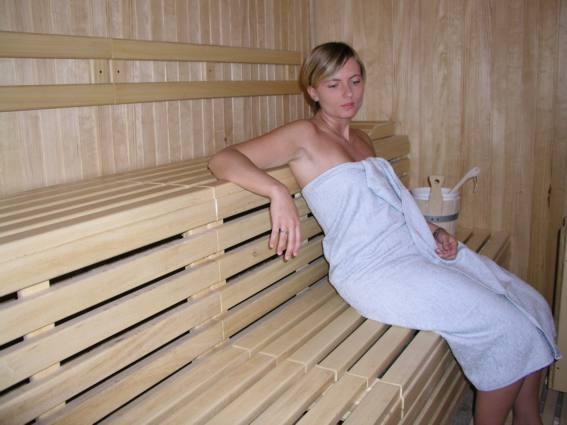 Centro benessere con bagno turco