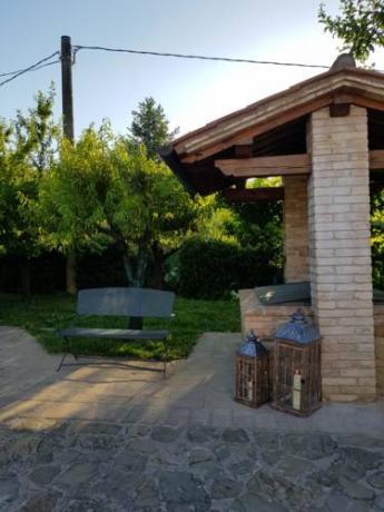 Agriturismo a Bettona ideale per Famiglie-Umbria