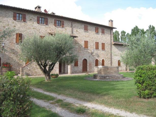 Appartamenti a pochi minuti da Perugia