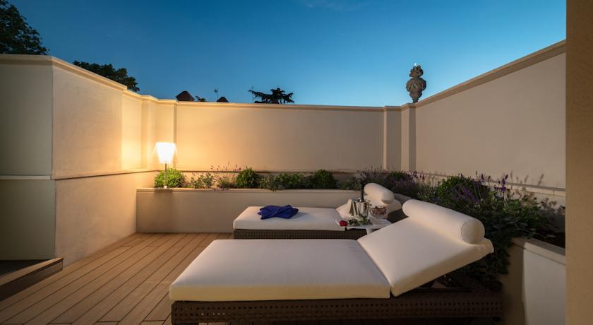 Romantico soggiorno in villa