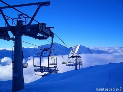 Monterosa in Valle´Aosta, real quality skiing