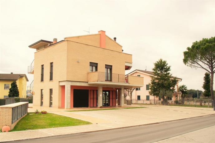 Appartamenti bilo e trilocali ad Assisi