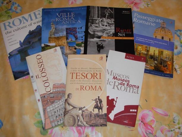 Guide Turistiche di Roma