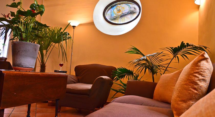 sala relax nel B&B a prezzi bassi Genazzano