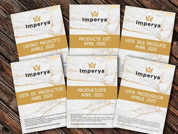 Imperya il Network marketing Europeo