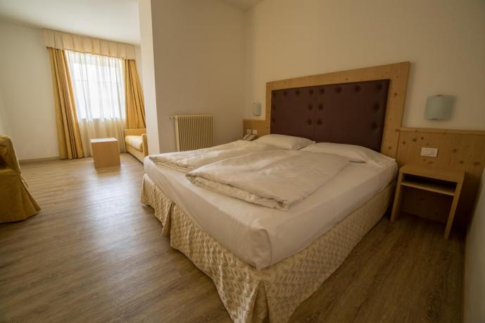 Matrimoniale in Hotel a Folgariaski in Trentino