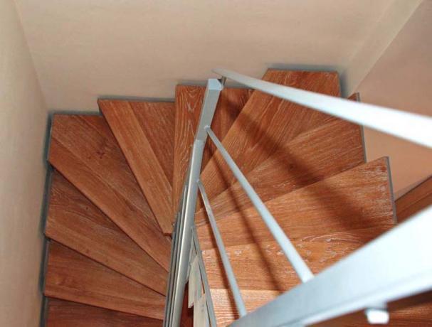 s3-8 scala prefabbricata gradini in legno