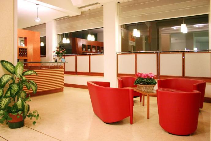 Hall Hotel 3 stelle in centri storico