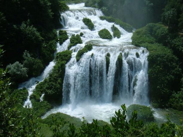 Cascata delle Marmore, vicino Terni